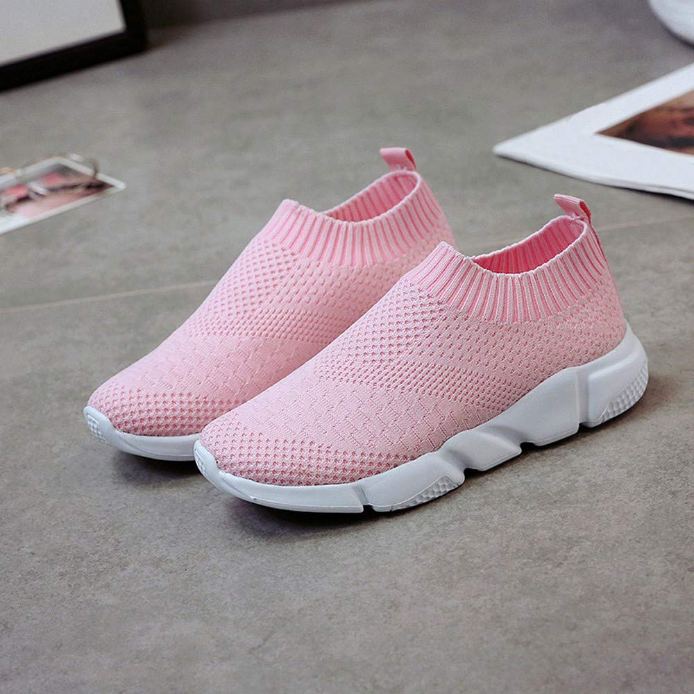Amazon.com: Clearance Women Lightweight Sneakers Outdoor Mesh Casual Slip On Comfortable Soles Running Shoes: Cell Phones & Accessories
