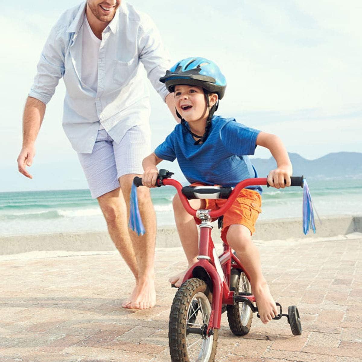 Serpentinas para manillar de bicicleta para ni/ños PLATT 1 par