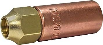 Uniweld Type28-6 Rosebud Heating Tip