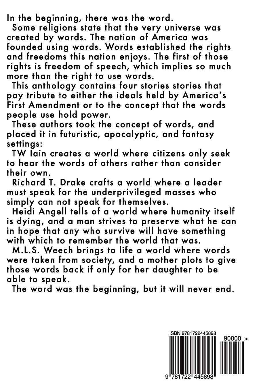 The Power of Words: Amazon.es: M.L.S. Weech, Richard T ...