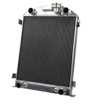 Amazon com: CoolingCare 4 Row 62MM Aluminum Radiator for Ford