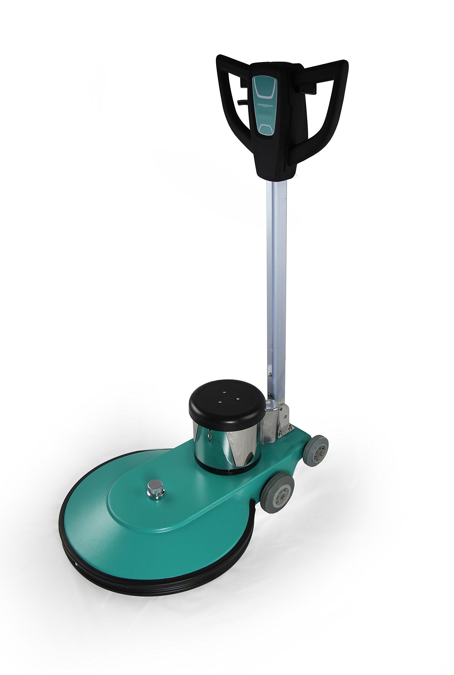 High Speed Floor Burnisher Buffer, 20'', 1500 RPM, 2.4 HP