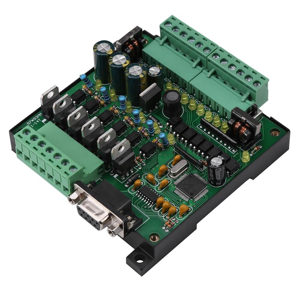 FX1N-14MT PLC Industrial Control Board Stepper Motor Motion Programmable Controller