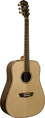 Washburn WD25S Dreadnought Acoustic Guitar - Natural