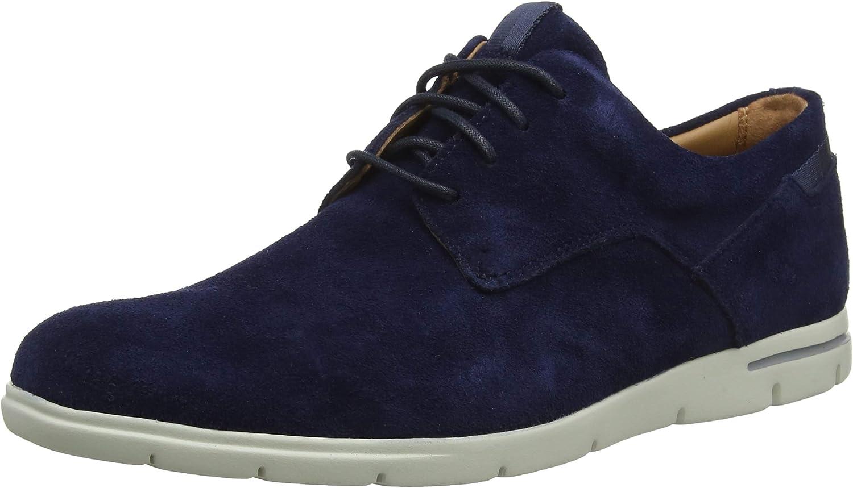 Clarks Vennor Walk, Zapatos de Cordones Derby para Hombre