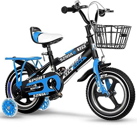 LI HAO SHOP Bicicleta para niños, Bicicleta para bebés, Bicicleta ...