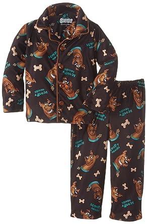 b25b809a3d Scooby Doo Boys Coat Pyjama Set