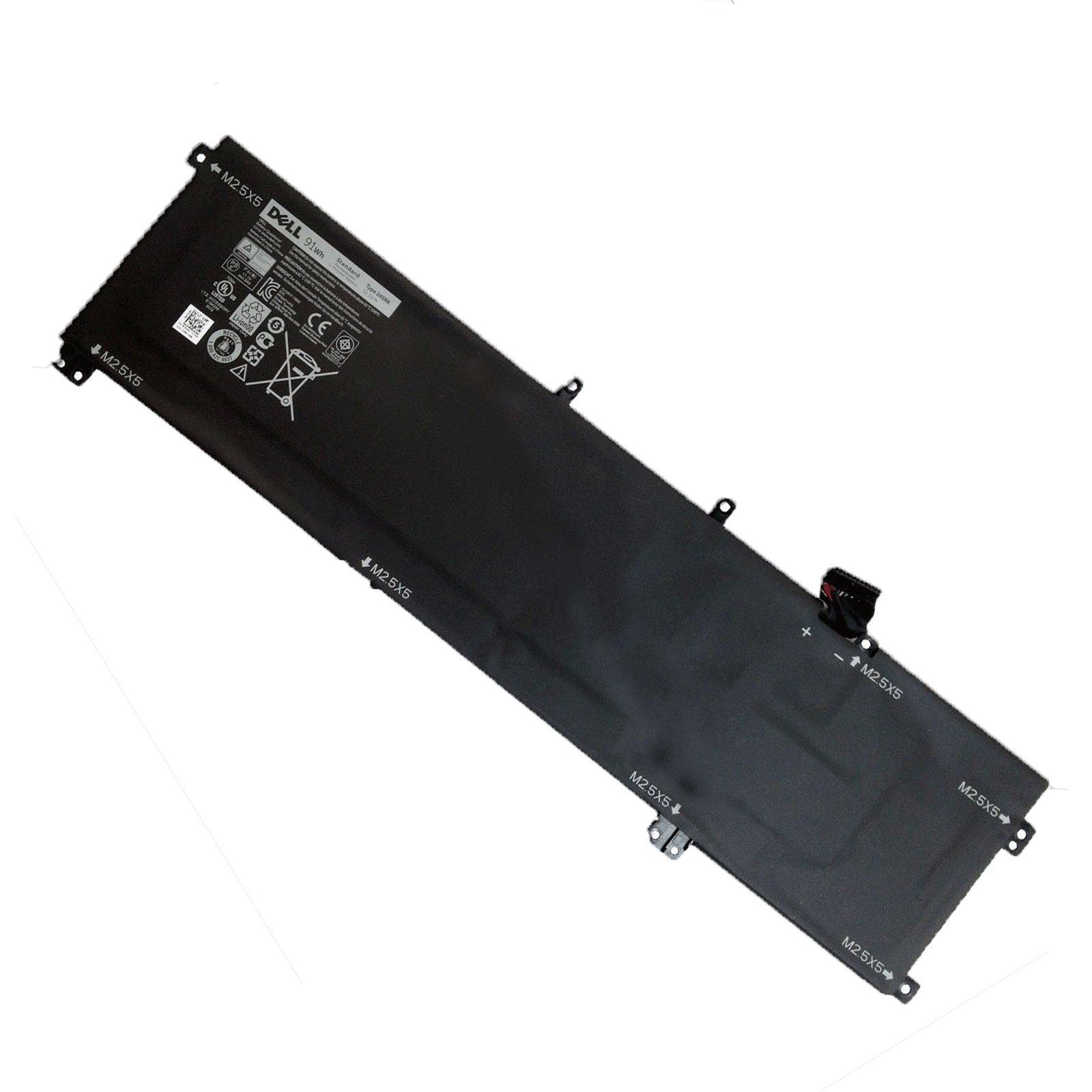 ORIGINAL Dell XPS 15 9530 Precision M3800 Laptop Battery 701WJ 245RR(11.1V 91Wh) by Dell Original