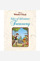 Disney Winnie the Pooh Tales of Adventure Treasury Hardcover