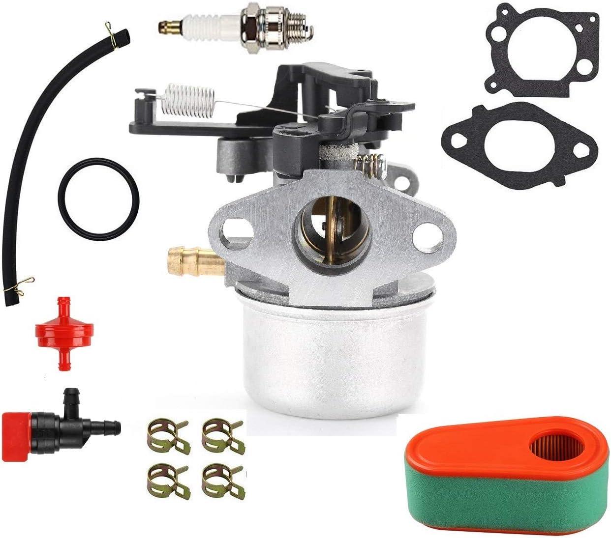 Carburetor For Briggs /& Stratton 594287 799154 Thermostat Choke 111000 11P000