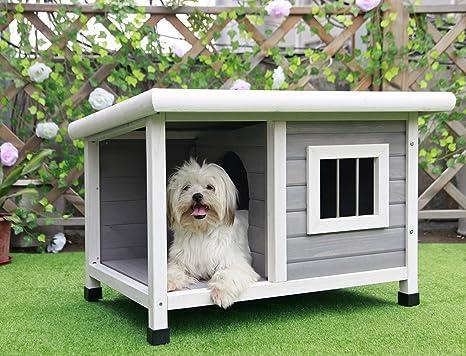 petsfit – Caseta de perro, Casa de Perro Exterior