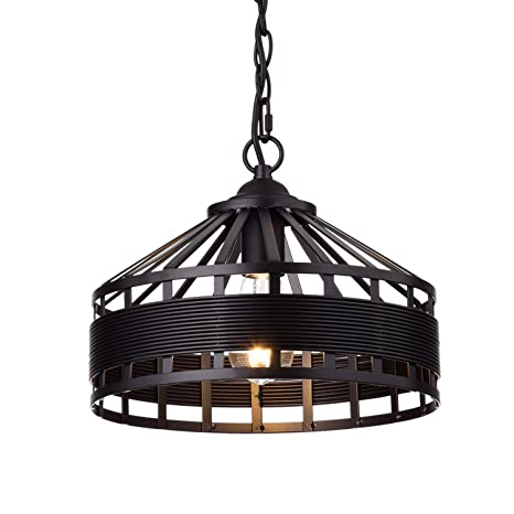 oil rubbed bronze pendant light yobo lighting rustic vintage barn metal hanging chandelier with chain oil rubbed bronze pendant light