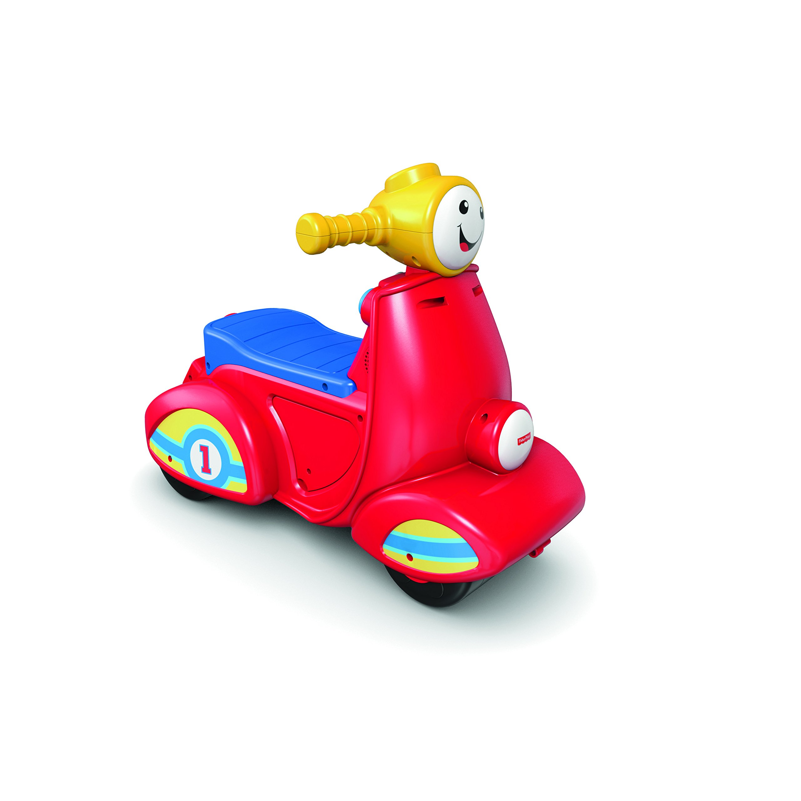 Fisher-Price CGT08 - Lo Scooter Del Cagnolino product image