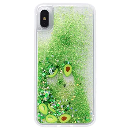 iphone xs max avocado case