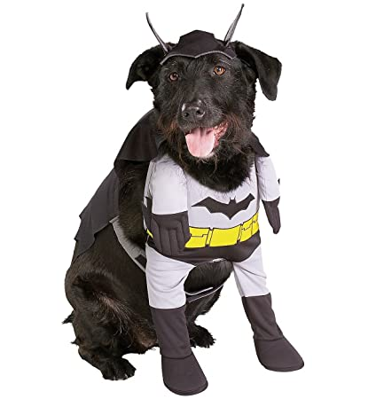 Batman Dog Pet Costume - X-Small  sc 1 st  Amazon.com : batman costumes for dogs  - Germanpascual.Com
