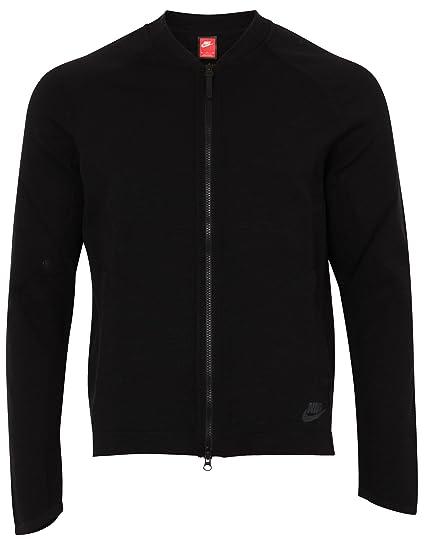 053029e1 Nike Sportswear Tech Knit Mens Bomber Jacket, Jackets - Amazon Canada