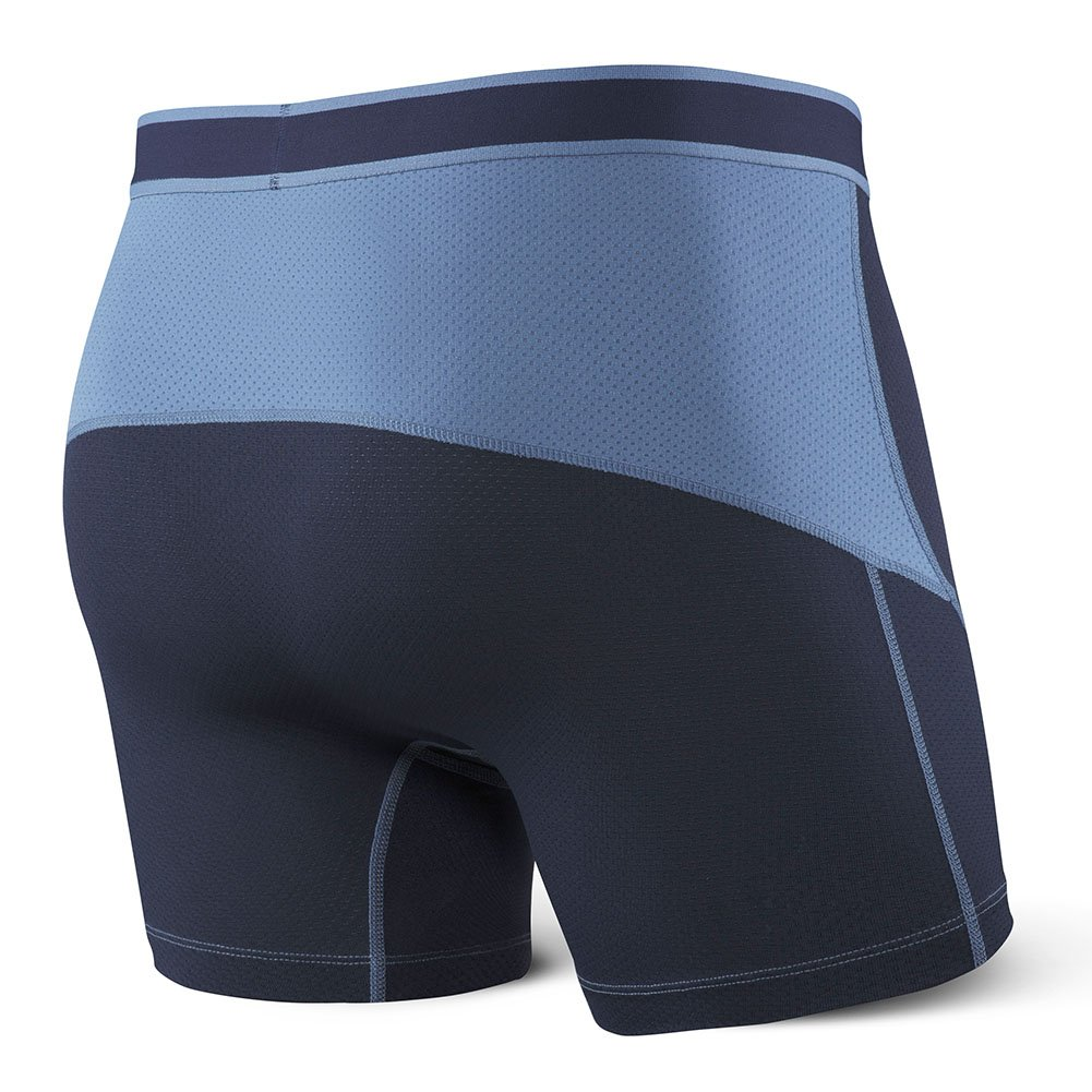 SAXX Underwear Herren Kinetic Boxer Sportunterwäsche Funktionsunterwäsche:  Amazon.de: Sport & Freizeit