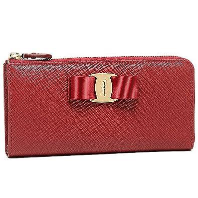 buy online bbe7a f1562 Amazon | サルヴァトーレフェラガモ 財布 レディース Salvatore ...