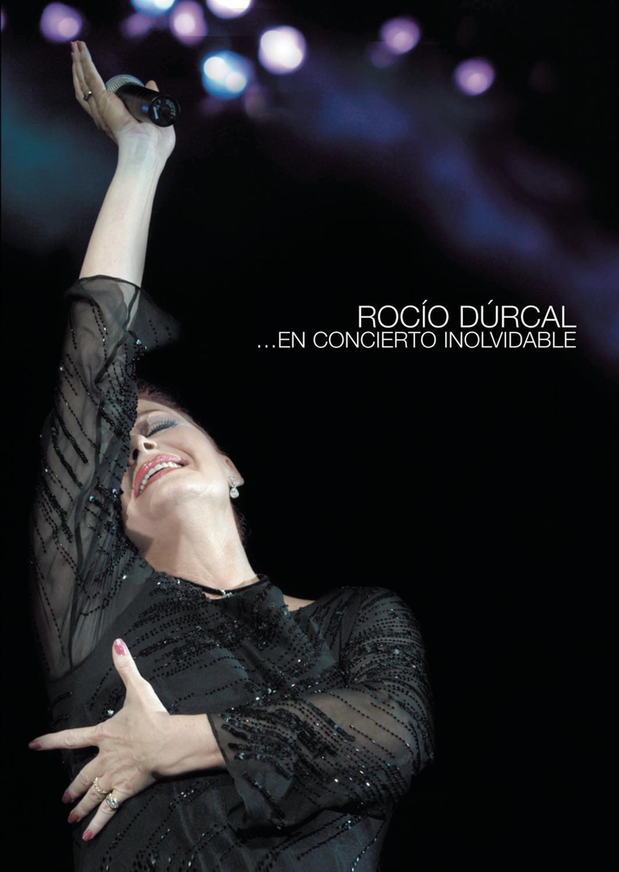 DVD : Rocío Jurado - En Concierto Inolvidable (DVD)