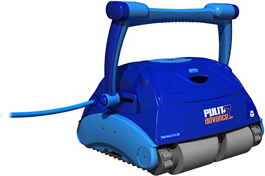 Astralpool Pulit Advance +7 Duo Robot limpiafondos, 0.54x0.51x0.5 ...