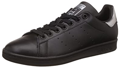 adidas black trainers womens