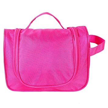 d6699b74070 Youna Multifunctional Travel Wash Bag Cosmetic Admission Package Red ...