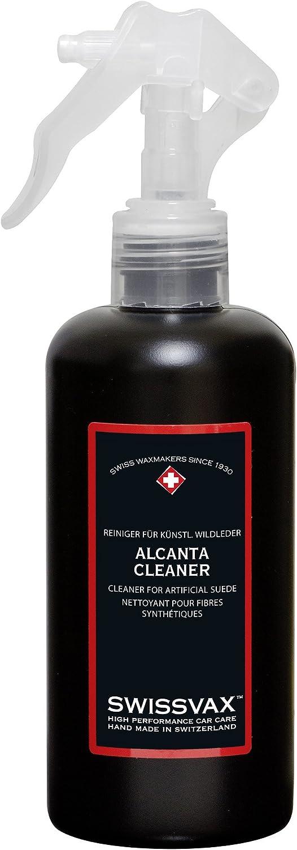 SWISSVAX / SWIZÖL ALCANTA CLEANER Reiniger für künstliche Wildleder - Reinigung Alcantara Sofa