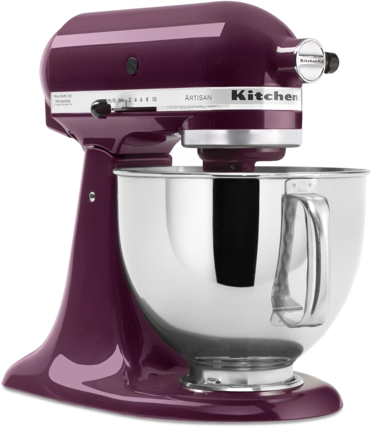 KitchenAid 5413184104160 - Robot de cocina, motor de 300 vatios ...