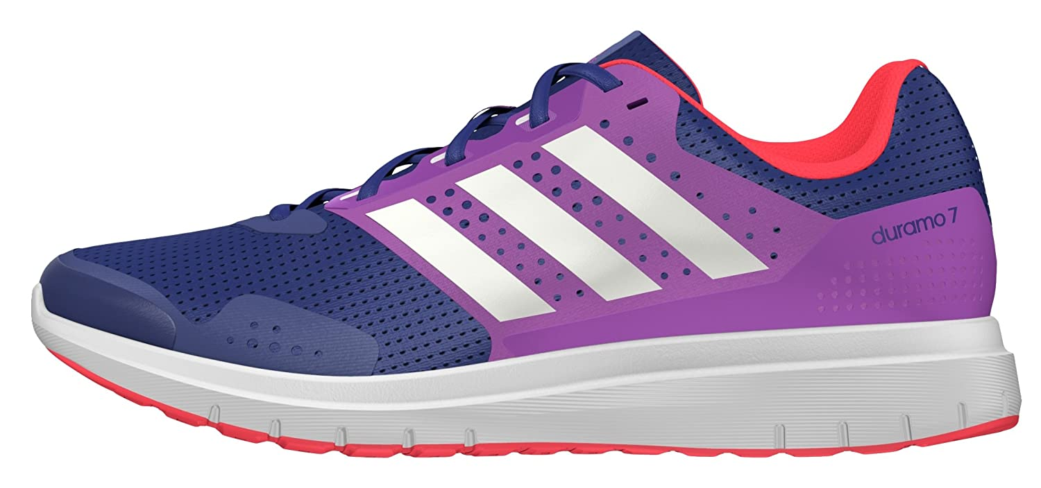super popular 228e9 dc8f0 adidas Duramo 7 Scarpe Running Donna Blu Unity Ink F16 Ftwr White Shock  Purpl - spain-real-estate.org