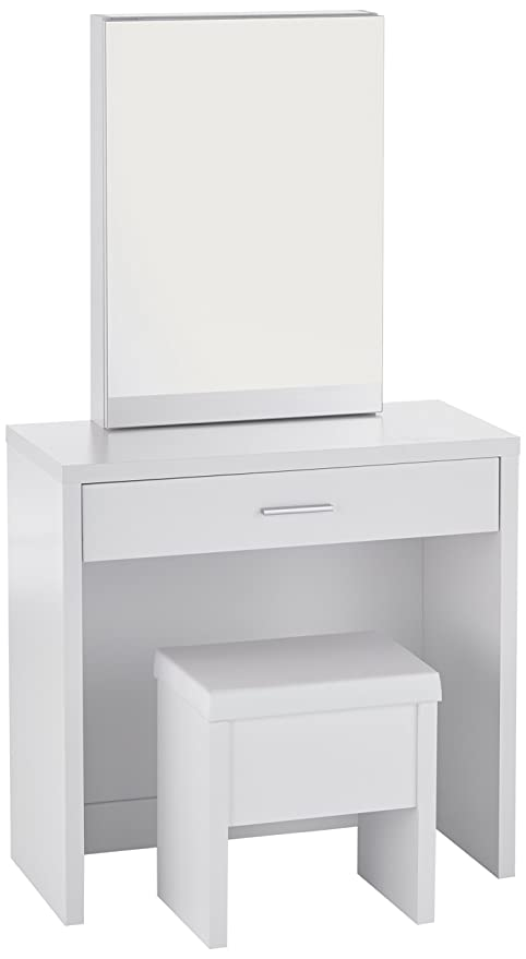 White Vanity Set For Bedroom 2