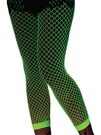 Taste what green fishnet pantyhose for