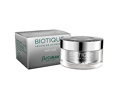 Biotique Advanced Ayurveda Anti-age Sleep Cream 50 Gm Health & Beauty