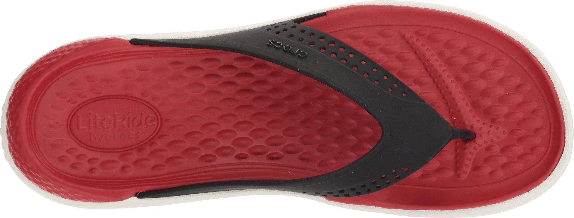 7a1b509c273c19 Crocs Unisex LiteRide Flip