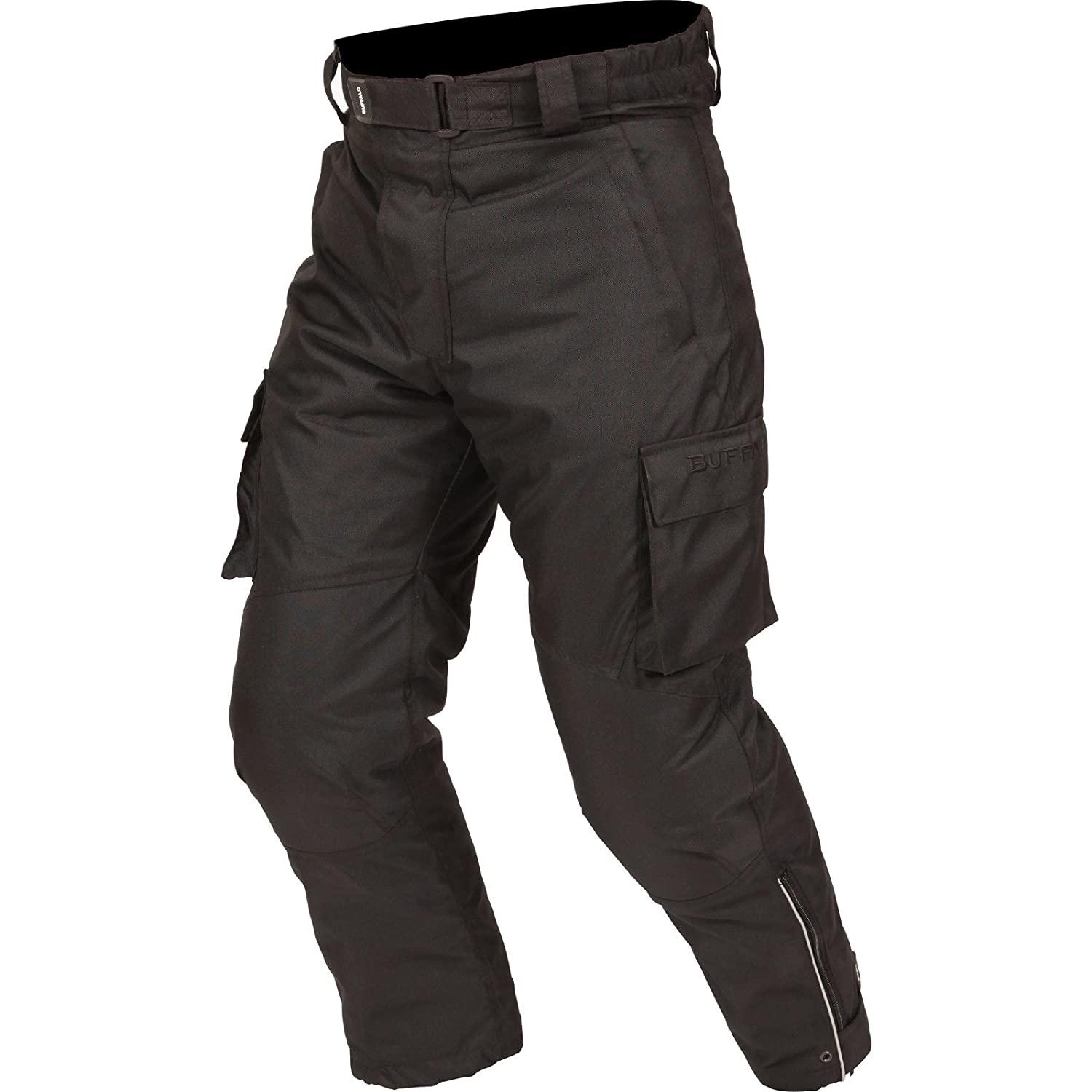 Mr.Pro Profirst CE Approved All Weather Waterproof Armoured Motorbike Motorcycle Trouser Pant with Removable Lining