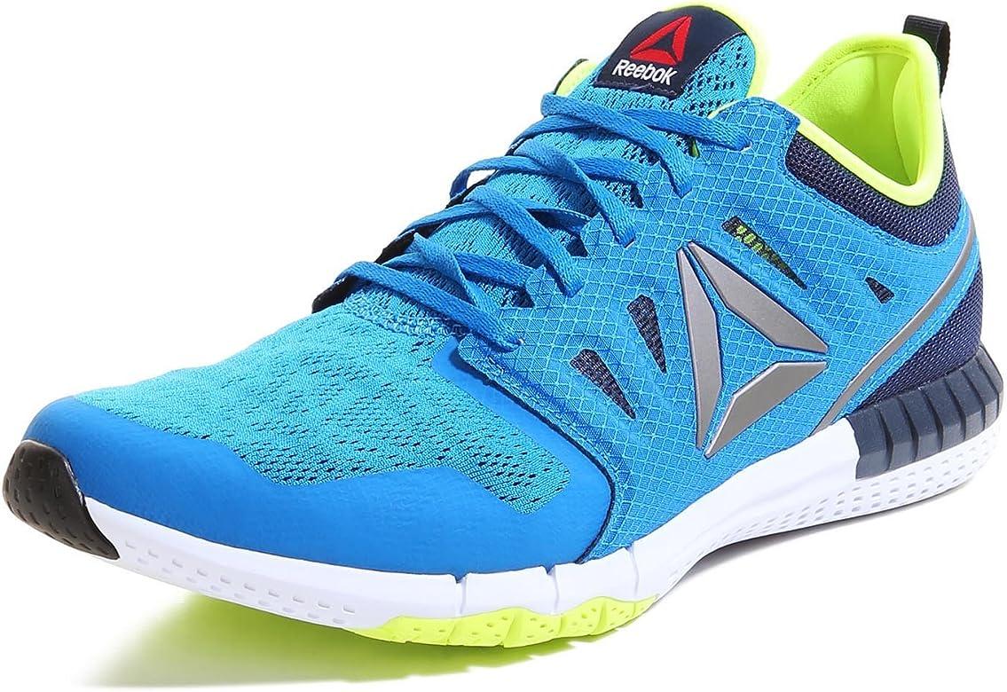 Reebok Zprint 3D Zapatillas Deportivas Running Hombres: Amazon.es: Zapatos y complementos