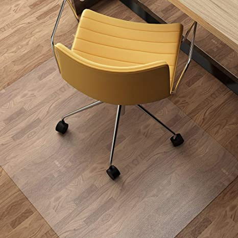 Fantastic Beigoo M Chair Mat Transparent Pvc Non Slip Durable For The Home Interior And Landscaping Staixmapetitesourisinfo
