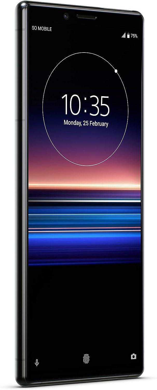 Sony Xperia 1 128 Gb Smartphone 6 5 Zoll Schwarz Elektronik