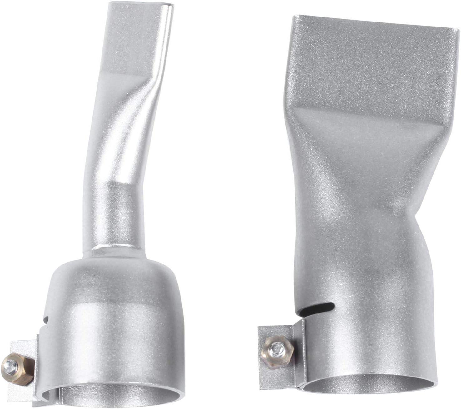 buse plate 40 mm pour souder /à air chaud portable Camisin Buses plates de soudage 20 mm rouleaux de 40 mm