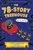The 78-Story Treehouse: Moo-vie Madness! (The Treehouse Books (6))