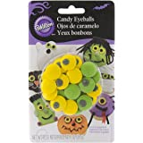 Wilton Large Spooky Candy Eyeballs