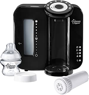 Tommee Tippee Perfect Prep and Complete Feeding Bundle, Black