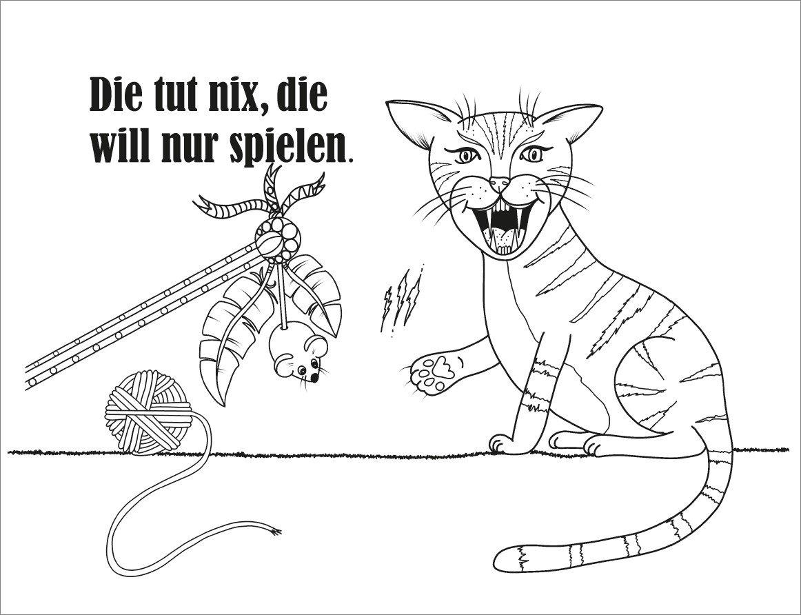 Tolle Lustige Malbuchseiten Bilder - Malvorlagen Von Tieren - ngadi.info