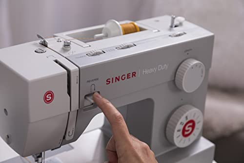 Singer | Heavy Duty 4411 Sewing Machine with 11 Built-in Stitches