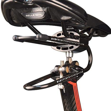 Amazon Com Montree Bike Rear Shocks Alloy Spring Steel Bicycle