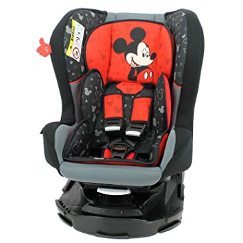 Nania Revo Group 0 1 360 Degree Rotating Car Seat Disney Mickey