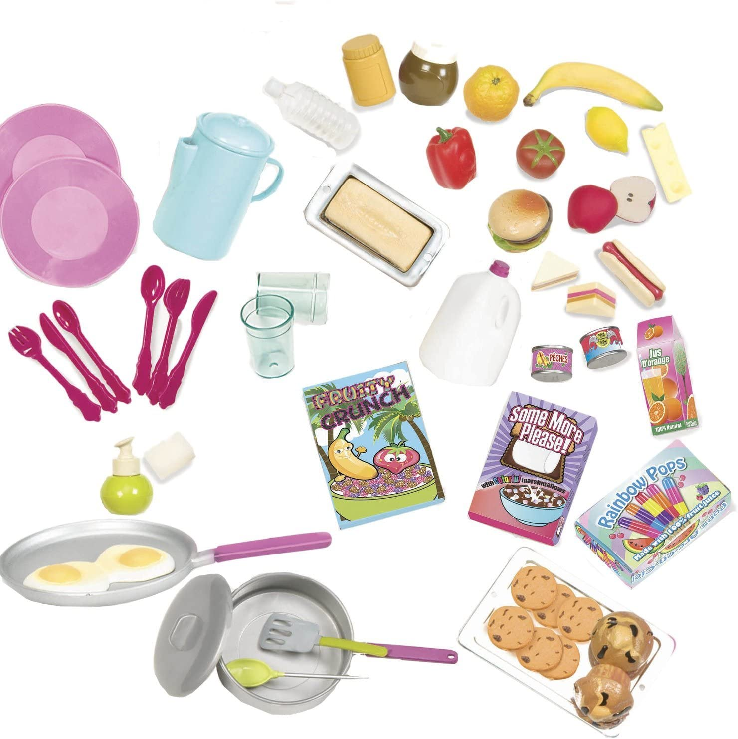 Our Generation R.V. Seeing You Camper Accessory Set (R.V. not included)