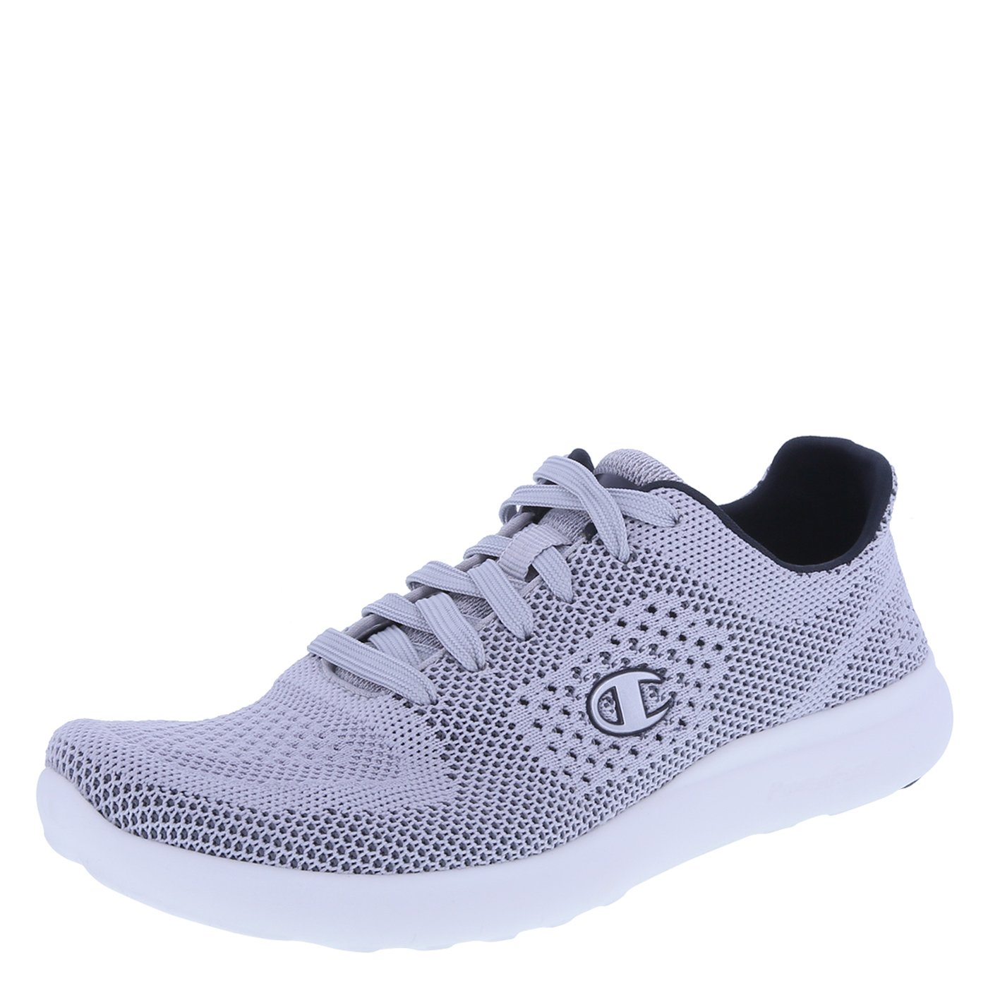 Champion Women's Activate Power Knit Runner B0753HS29V 9 B(M) US|Grey