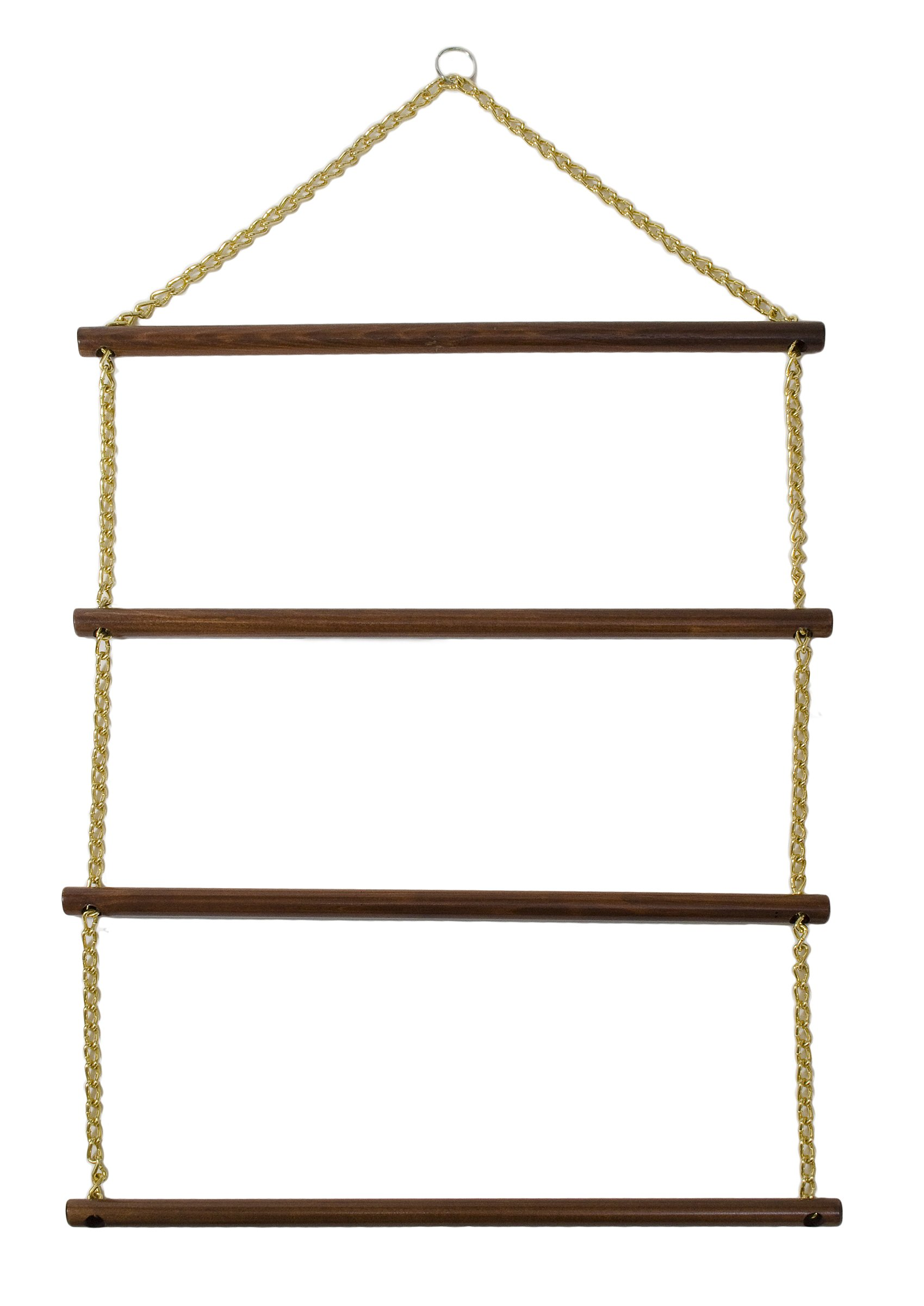 Horse Fare Products Wood Blanket Rack- 36'' Made in the USA
