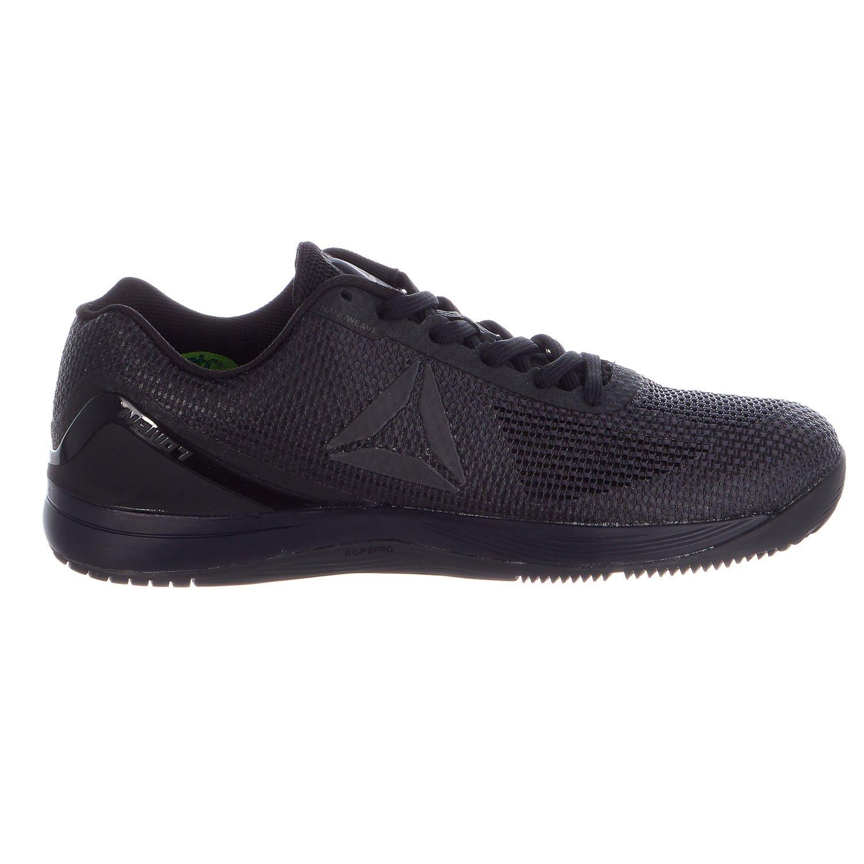 Reebok Men's Crossfit Nano 7.0 Sneaker, Lead/Black/Black, 10 M US