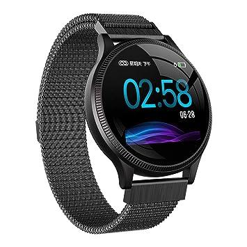 Gywttg MK08 Smart Watch Hombres IP67 Impermeable Presión ...